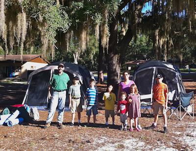 Goldman Sukkot Camping sm